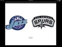 Tuesday, December 9 Utah Jazz vs San Antonio Spurs$5 ea