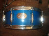 "real size is 14"" x 5.5"" 6 ply mahogany wood blue mist"