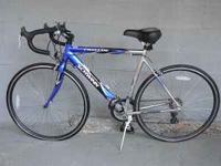 14 speed Schwinn Prelude all aluminum road bike with