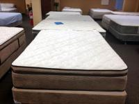 "The ""Comfort Quilt"" Super Pillow Top Mattress by King"