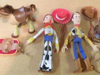 "14"" Talking Sheriff Woody with Uniform / Hat / Boots /"