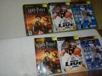 CHOOSE FROM 14 XBOX GAMES,>>> NOT XBOX 360<<< IN