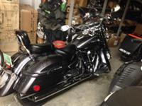 2014 Yamaha Roadstar Silverado. New. low miles.