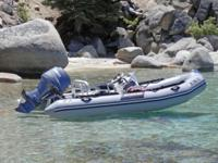 This complete boat, motor and trailer is nearly new; It