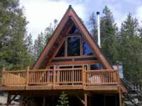 Crescent Lake Cabin is an ideal getaway for a quick
