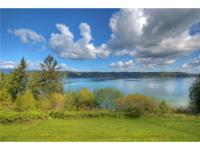 Panoramic & & Unobstructed Hood Canal & & Olympic