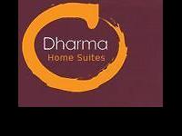 Dharma Home Suites offers upscale accommodations for