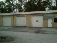 3 garage door warehouse / automotive repair facility