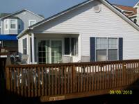 We have a 3 bed rooms house 40 walking steps to the