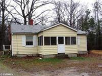 3 BEDROOM RANCH ON 1.41+/- ACRE LOT -- HEAT PUMP,
