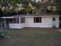 BUY THIS HOME $14,000 5945 Hickory Dr. Floral City.