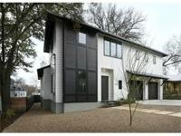 Handsome brand-new architect-designed home less than