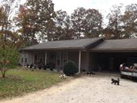 Great 3 BD 2BA home situated on 1.3 acres in rather
