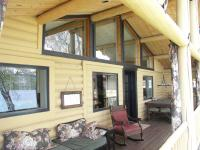 .This is a great home on Whitefish Lake. The living