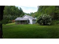 1950's Farmhouse with 2 bedrms,1 bath on .36 acres.