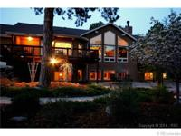 Exquisite Custom Ranch-style home including an