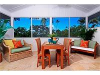 Lanikai Vintage Home located in a lovely tropical