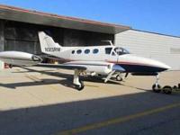 1970 Cessna 414 N313RW Serial #0010 TTAF 5151, SMOH