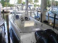 2002 Intrepid 366 CUDDY CABIN This 2002 366 Intrepid is