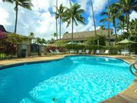 1 Bedroom Air Conditioned condominium on Kauai's