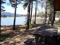 145.00 4/B Lakeside Log Home -- Sleeps 10, lots of