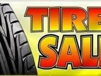 145 90 17New Tire Sale... Mount and Balance COMING