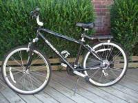 QUALITY ALUMINUM SCHWINN BIKE THAT WAS USED ONLY 1 MNTH