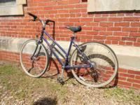 HAS NEVER BEEN USED OR RIDDEN IS IN EXCELLENT CONDITION
