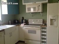 Available JULY 1st 1 bedroom apt. Fully furnished, A/C,