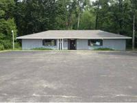 2,100 SQ. FT. COMMERCIAL BUILDING AVAILABLE AT 854