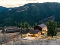 Welcome to this cozy custom mountain home situated on