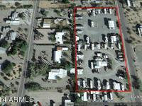 Area, area, area, Clean, clean RV Park in town. Walking