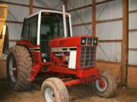 1979 1486 International Farm Tractor 4100 hours Great