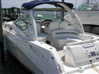 2007 Sea Ray 340 SUNDANCER Very Clean 2007 340