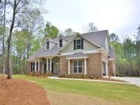 New Construction! Harris County!Brick home on 3.9
