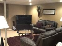 Beautifully upgraded, 3 room ranch with 1200 sq feet on