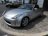 USED 2005 Nissan 350Z 2dr Roadster Enthusiast