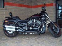 bLOW MILE BIKE /bbrbrThe 2011 Harley-Davidson Night Rod