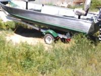 Hi I have a older 14 foot fishing watercraft for sale.