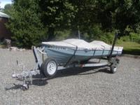 FULL FOR FISHING WITH 45 THRUST ELECTRIC MOTOR, AND A 2