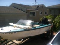 Selling my 14ft watercraft and & trailer. Only had it