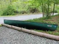 14ft Johnson Pathfinder Canoe.  Location: Johnstown, PA