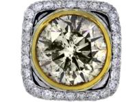 StylennnnMain Diamondn10.03 Carat Light Fancy Yellow