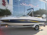 2007 Sea Ray 185 SPORT This Sea Ray sport has only 59