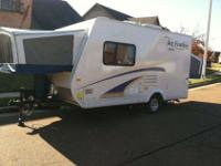 2011 Jay Feather Sport X17Z by Jayco. Great starter