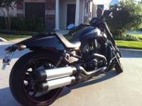 2012 Harley-Davidson VRSCDX Night Rod Special purchased