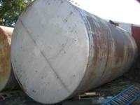 I have 3 -- 15,000 Gallon horizontal fuel tanks. They