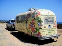 Eco Renovated Vintage Airstream Boutique 1966 Safari