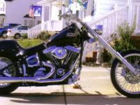 2005 SOFTAIL CUSTOM NIGHT TRAIN HARLEY DAVIDSON