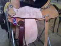 These are handmade saddles. Great quality, twisted